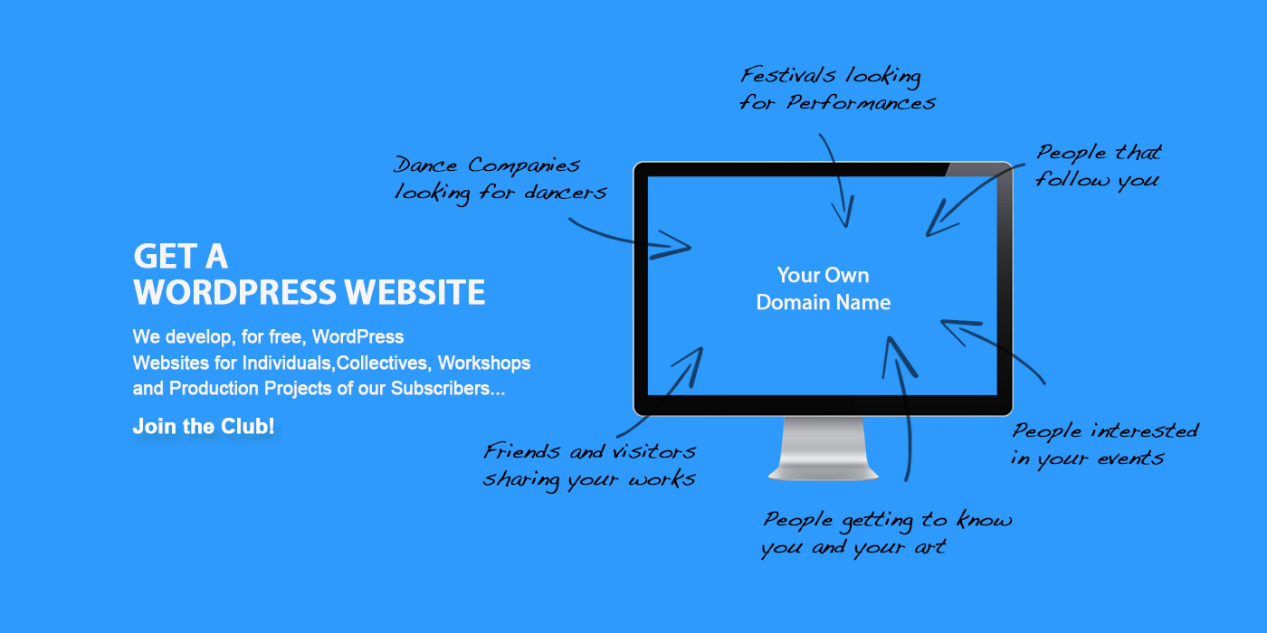 Get a WordPress Website with e-performa.net