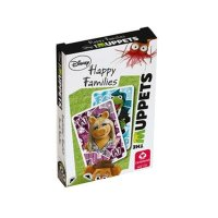 Karty do gry The Muppets Happy Families