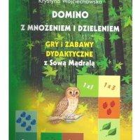 Książka Domino z mnożeniem i dzieleniem