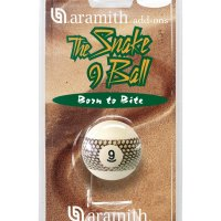 Bila pojedyncza pool ARAMITH Snake 9 Ball 57,2mm