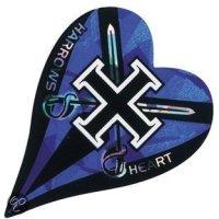 Dart – piórka Heart 8804 Harrows