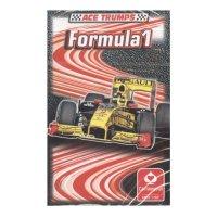 Karty do gry Ace Trumps Formula 1