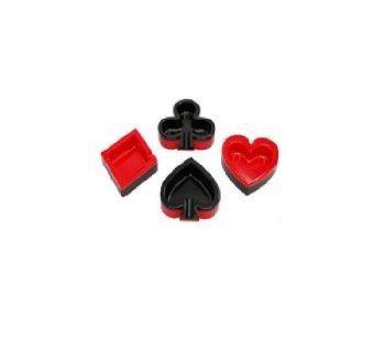 popielniczki pokerowe