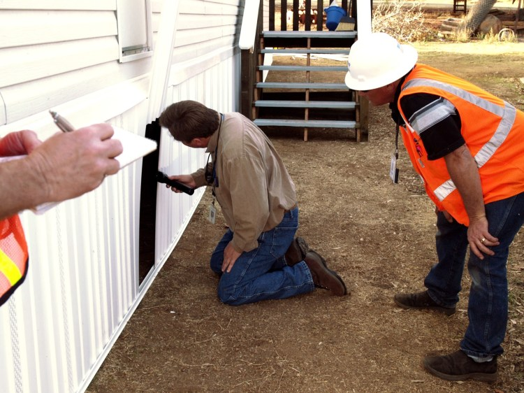 Preparing for a home inspection