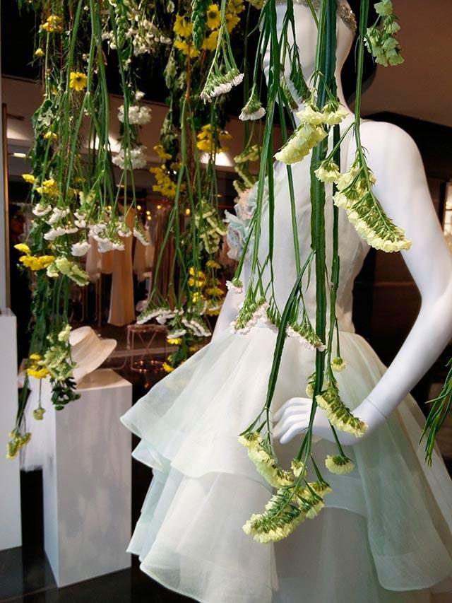 San Miguel - El vestido -  Novia e invitada