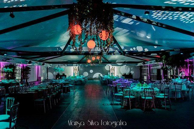 Gala de moda y artes escénicas, The Night Circus Pasarela