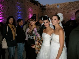 Wedding Fashion Night Zamora 2012