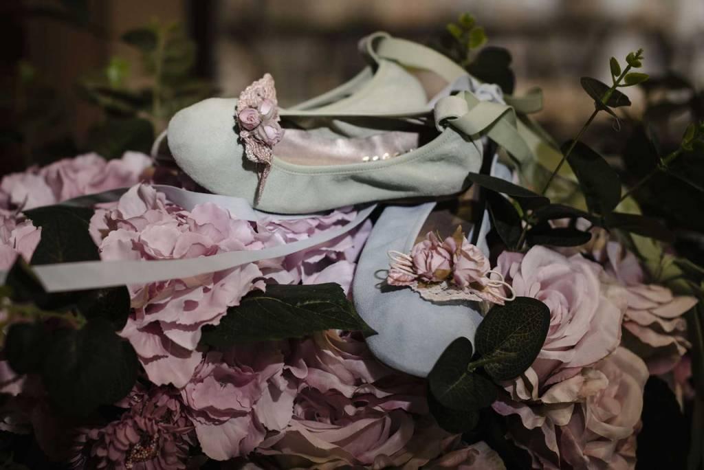 San Miguel - Zapatos de comunión