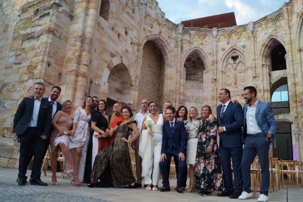 MJ San Miguel, Wedding planner en Zamora.