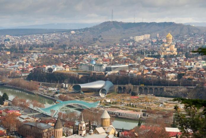 Tiflis Gürcistan
