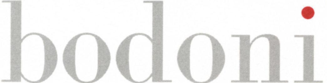 Obchod nakladatelství a vydavatelství Bodoni