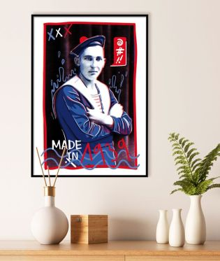"""Affiche """"Made in 1939"""""""