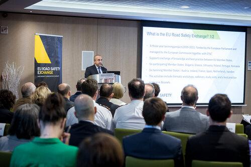 EU Road Safety Exchange maria calinescu