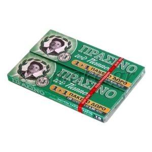 Χαρτάκια Στριφτού του Παππού Πράσινο 1+1 δώρο 47566