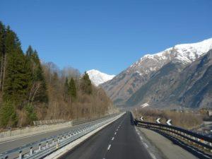 Droga do Genewy