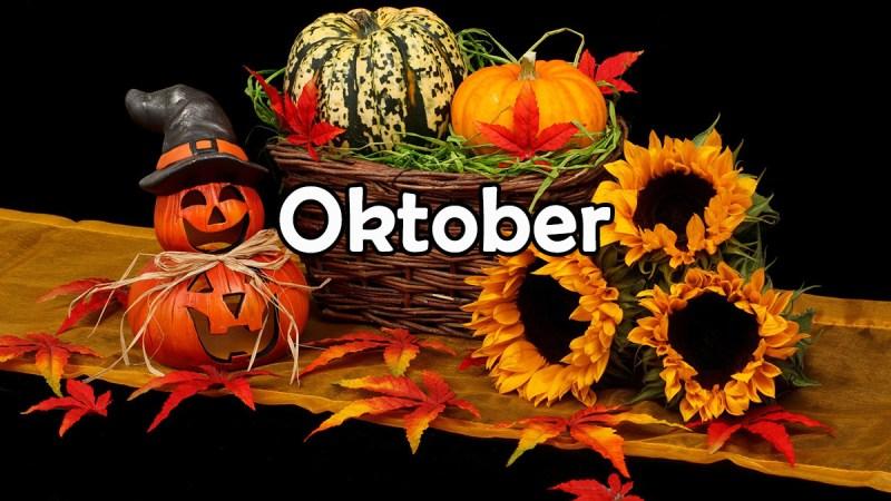 Symbolbild: Oktober