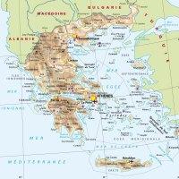Grèce - Carte et plan - Images