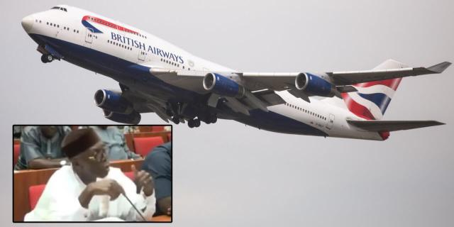 Does British airways deliver your Pizza? - e-Syndicate Network