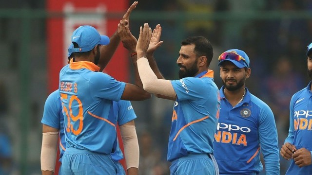 World Cup Squad Announced for Team India