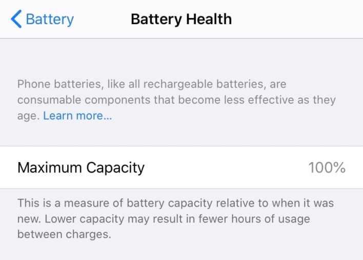 طرق الحفاظ على صحة بطارية هاتفك الآيفون 100% لعدة سنوات