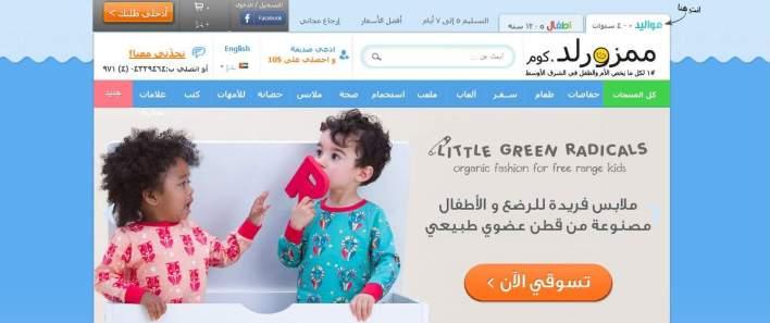 ابرز مواقع التسوق الخليجية