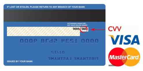 كيفية استخدام بطاقات فيزا وماستركارد للدفع عبر الإنترنت