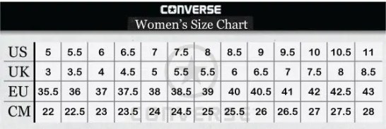 What Size Us Shoe Is A Eu