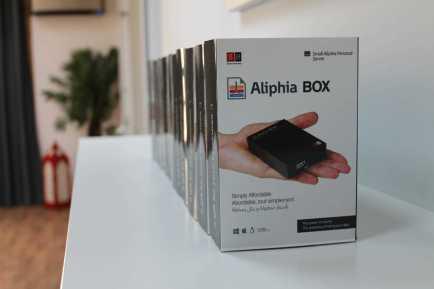 ألف ياء (Aliphia.com) برنامج عربي مميز للحسابات والفواتير الإلكترونية