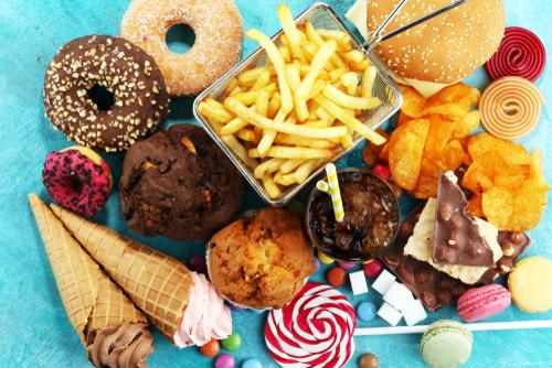 spracované potraviny