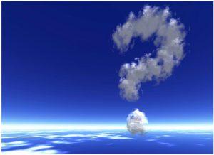 question-cloud