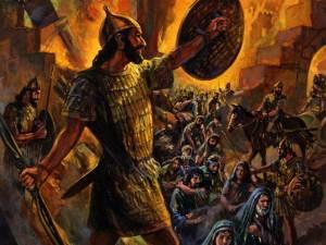 A BABILONIA LLEGARÁN
