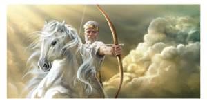 JEHOVÁ HACE DE JESÚS UN DIOS PODEROSO
