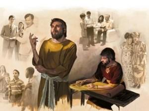 Dios nos habla mediante Jeremías