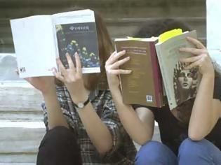 Οι έξι μαθήτριες του 1ου Λυκείου Βόλου κατάφεραν να διακριθούν στον πανελλήνιο λογοτεχνικό διαγωνισμό στην Πετρούπολη