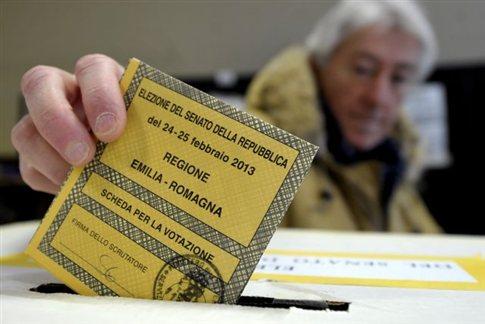 Ιταλία-εκλογές