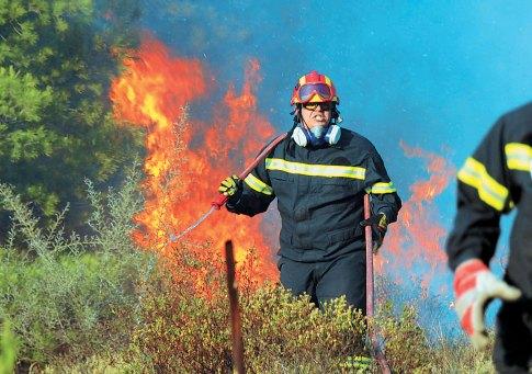 Ειδική διάταξη της Πυροσβεστικής Υπηρεσίας