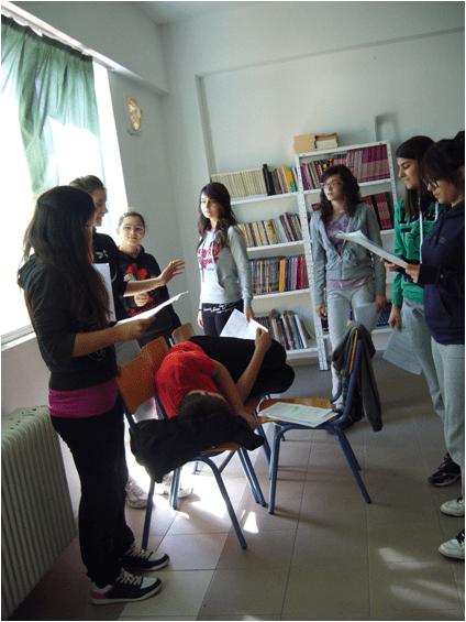 Γιορτή παιδείας στις πολιτιστικές εκδηλώσεις των Γυμνασίων και Λυκείων