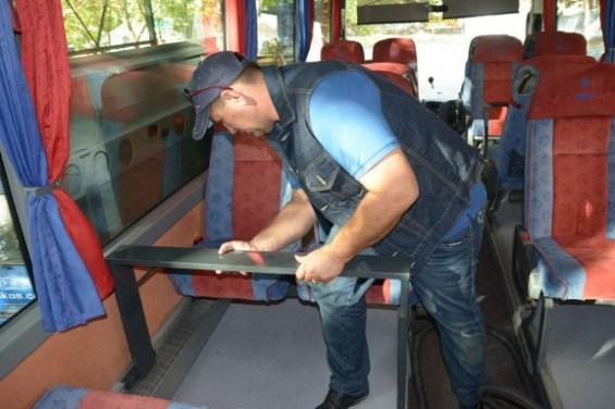 επισκευή λεωφορείου