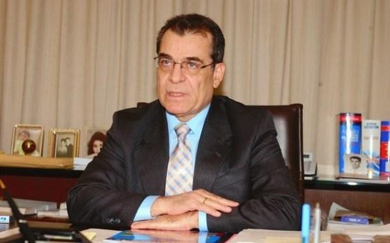 κύπρος διοικητής τράπεζας