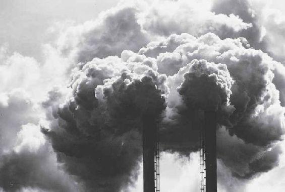 μολυσμένος αέρας