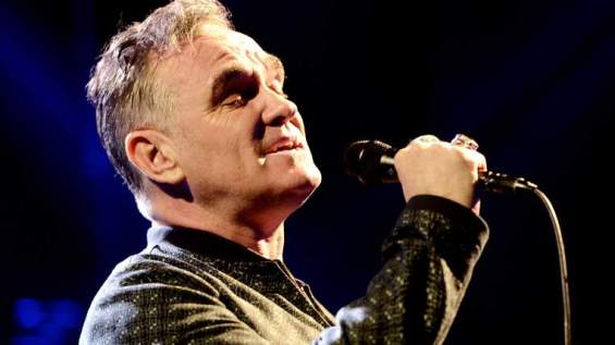 Morrissey And Patti Smith Perform At The Staples Center