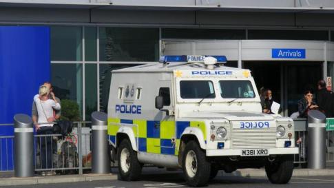 βρετανία σύλληψη