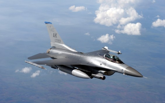 Falcon-F16-Fighter-Wide-Screen-Desktop-Wallpaper