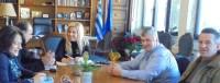 Συνεργασία Δ. Κολυνδρίνη με τον δήμαρχο Ζαγοράς – Μουρεσίου