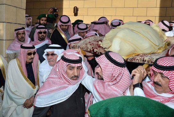 Saudi King Abdullah dies aged 90