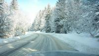 Στα λευκά η κορυφή του Πηλίου από το νέο χιόνι