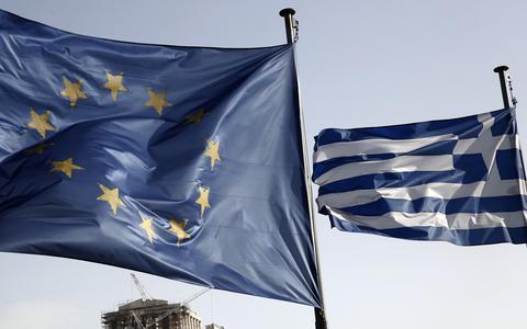 APTOPIX Greece Elections