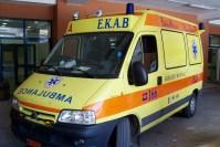 Τραυματίστηκε ελαφρά οδηγός στο Πήλιο