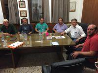 Επίσκεψη του Απ. Παπαδούλη στη Ζαγορά: Η κανοτομία προσελκύει επενδύσεις