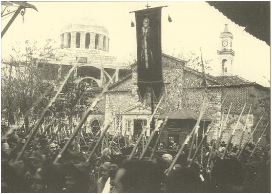 ΑΓΙΟΣ ΝΙΚΟΛΑΟΣ 1930 ΘΕΟΦΑΝΕΙΑ